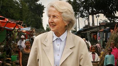 Catherine Hamlin, 'Saint of Addis Ababa', dies at 96