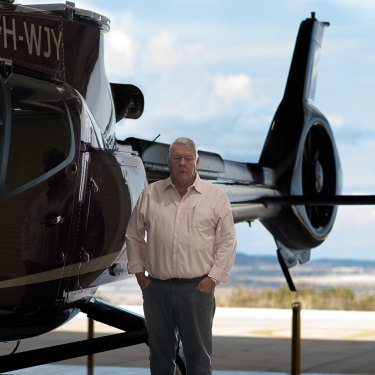 John Wagner telah menawarkan Bandara Wellcamp perusahaannya di Toowoomba sebagai fasilitas karantina potensial.