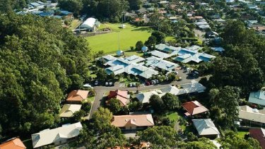 Immanuel Gardens Retirement Living and Aged Care Centre in Buderim.