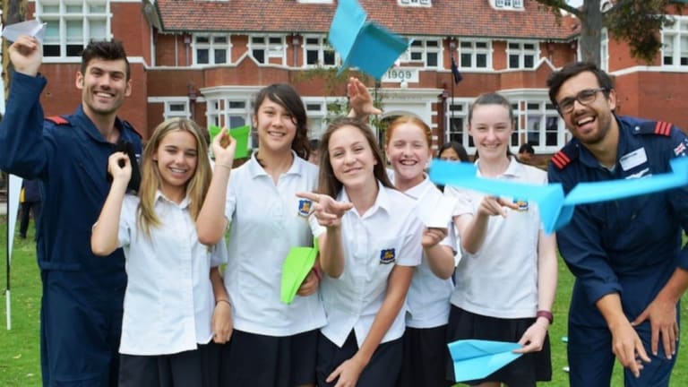 'Perth Mod' is WA's WA's sole academically-selective high school.