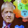 'Go home, folks!' Pound soars as exit poll points to Johnson victory