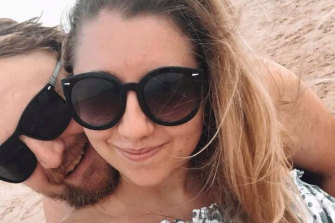 Samantha Thompson, 25, and Jacob Gasior, 26, are planning on marrying in Bali in June.