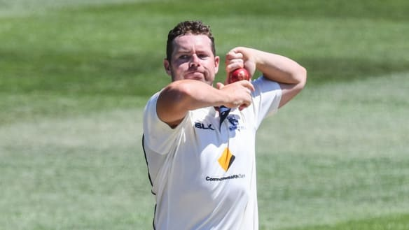 Holland vulnerable as Australia mull three quicks for second Test