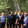 Chinese student found in bushland credits TV shows for survival tips