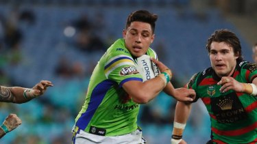 Joe Tapine believes Canberra can be a genuine premiership threat.