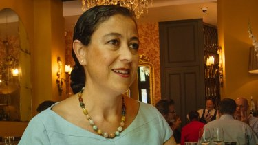 Elizabeth Espinosa, NSW Law Society President.