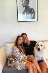 Matt Toomua and his girlfriend have purchased a home together in Melbourne's south-east.