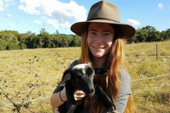 Emily Whyman says that farming can be quite isolating, and she definitely feels the need to prove herself as a woman in the industry.