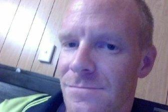 Missing man Brendon Farrell.