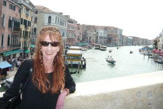 In Venice in 2010.