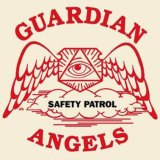 The Guardian Angels international logo.