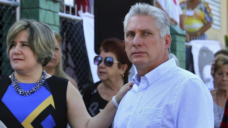 Miguel Díaz-Canel Bermudez, who became Cuba's new president on April 19,  has spent his entire life in the service of a revolution he did not fight.