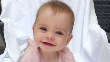 Nine-month old Kobi Shepherdson died in what is suspected to be a murder-suicide in South Australia on Wednesday.