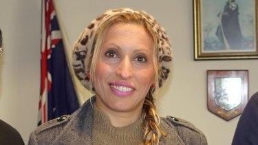 Georges River councillor Rita Kastanias.
