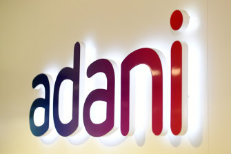 """Adani stopped the scammers """"within minutes"""", according to a company spokeswoman."""
