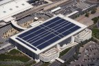 Solar panels at Adelaide Airport
