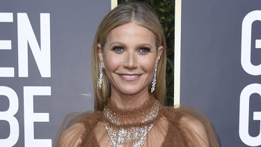 Gwyneth Paltrow, a dab hand at monetising our nether regions.