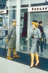 Jacques Tati's <i>Playtime</i>.