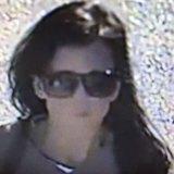 The woman police want to speak to regarding the Sherwood burglary.