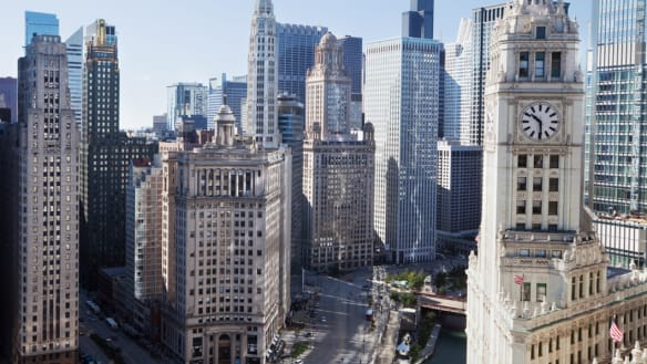 Move over Silicon Valley, tech startups blow in to Windy City