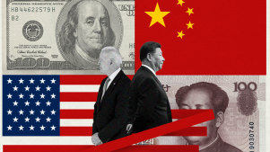 China versus the US: superpower showdown, the battle for economic supremacy