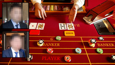 Two high rollers and a card dealer accused of fleecing The Star casino of $3 million by using hand signals were acquitted.