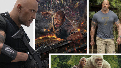 Why Dwayne 'The Rock' Johnson is the action hero we need during lockdown