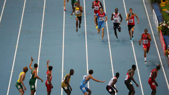 Australia pushes to host world relays