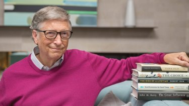 Bill Gates is at the centre of some wacky conspiracy theories.