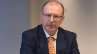 Chris Williams Executive General Manager, Major Client Group, Business Banking, Commonwealth Bank of Australia