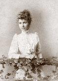 Ethel Turner c.1890  aged 20.