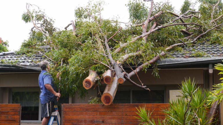 NSW residents are urged to do what they can to safeguard their homes as storm season looms.