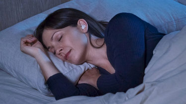 The Bose Sleepbuds II play sounds and block out external noise to help you get to sleep.