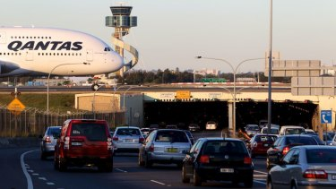 Road congestion to the airport's terminals is one of passengers' main gripes.