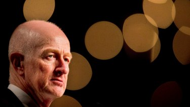 The bank's cash rate has been steady since Glenn Stevens cut it to a record low of 1.5 per cent in his last meeting.