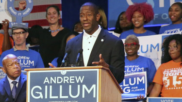 Andrew Gillum, the Democratic nominee for the Governor of Florida, failed to beat his Republican rival.
