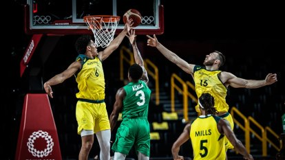 'It's been a long time coming': Josh Green making the most of his Boomers debut