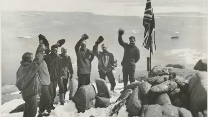 From the Archives, 1958: Renowned Australian explorer, Douglas Mawson, dies