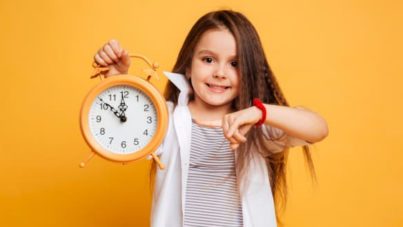 Do kids really need to know how to read an analog clock?