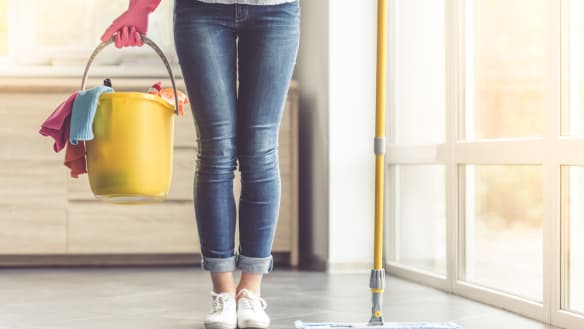 Why I finally accepted the unbalanced division of labour in my household
