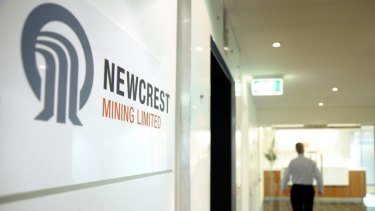 Newcrest won't be shifting its Melbourne headquarters