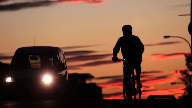 More than 1000 people signed a petition asking the Queensland government to change civil liability laws for crashes involving motorists and vulnerable road users.