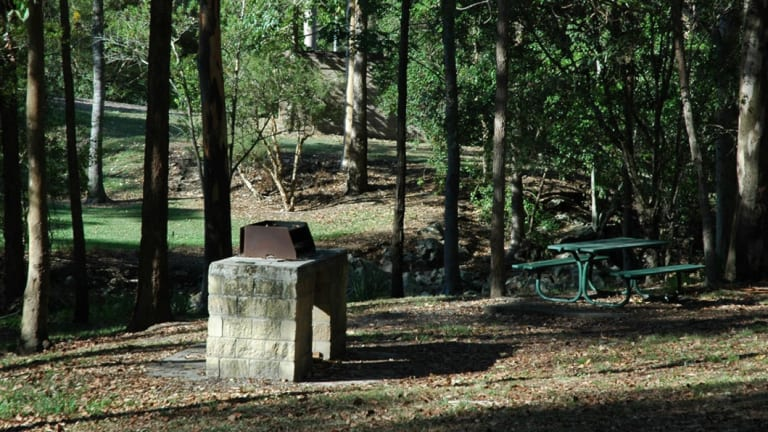 The resumed land is within the JC Slaughter Falls picnic area at Mt Coot-tha.