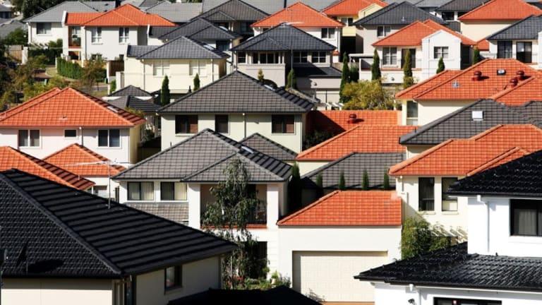 Sydney's Bella Vista is attracting developers.