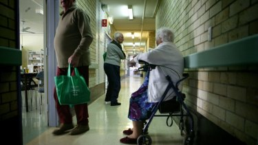 A social outcomes fund could prevent people moving into aged care.