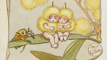 May Gibbs' Gumnut Babies.