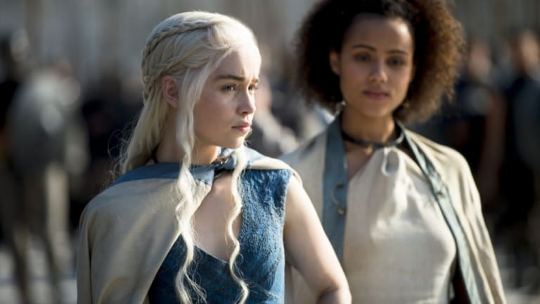 Game of Thrones is one of the shows illegally downloaded in Australia.