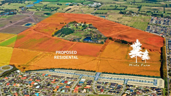 Melbourne sprawl: Ned Kelly's childhood home is about to get 3400 neighbours