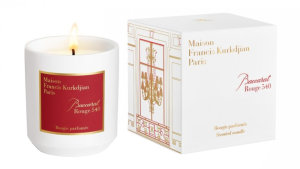 Francis Kurddjian's popular Baccarat Rouge 540 fragrance has become a candle.