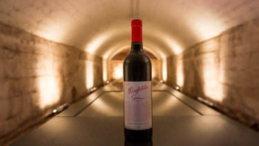 The new Penfolds 2012 Grange has been very well received.